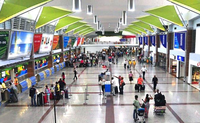 Aerodom anuncia reanudación de mayoría de vuelos en aeropuertos
