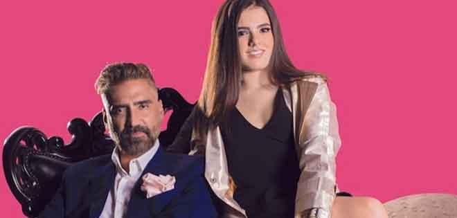 """Video: Hija de Alejandro Fernández  lanza su primer sencillo """"Mío"""""""