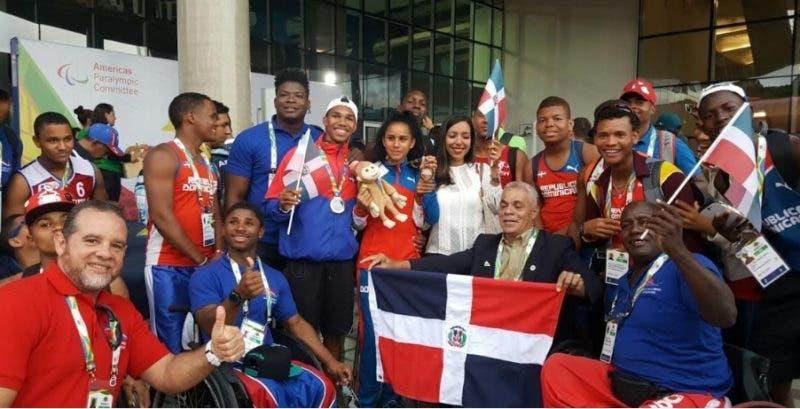 Atletas dominicano