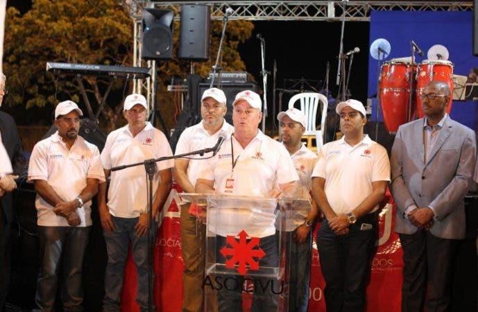 El alcalde motivó a los munícipes a aprovechar las ofertas que tienen los dealers de Asosivu/Fuente externa.