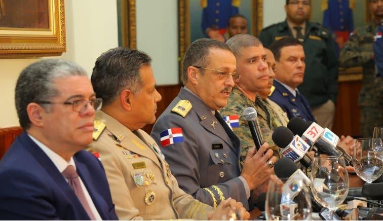 Más de 3000 detenidos en primeras horas de operativo mixto contra delincuencia