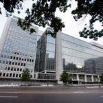 Vista exterior de la sede del Banco Mundial (BM) en Washington DC, Estados Unidos. EFE/Archivo.