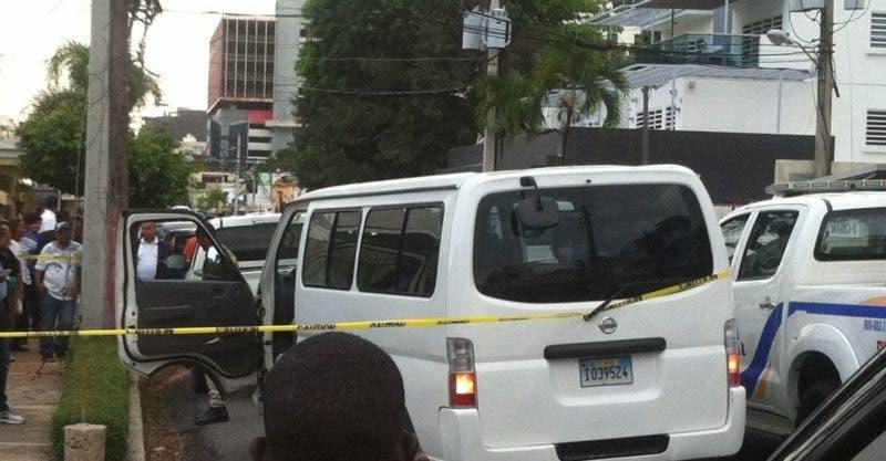 Trascendió que la señora asesinada es esposa de un diácono de la parroquia El Buen Pastor del referido sector. Foto: Tráfico Expreso.