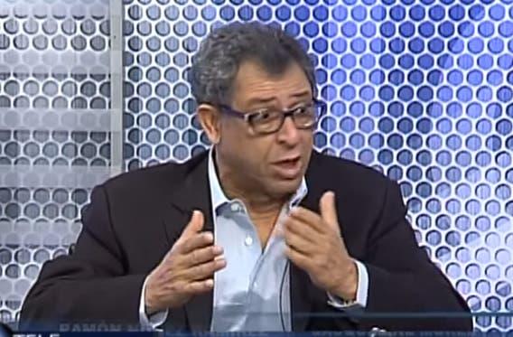 Félix Jiménez (Felucho), miembro del Comité Político del PDL.
