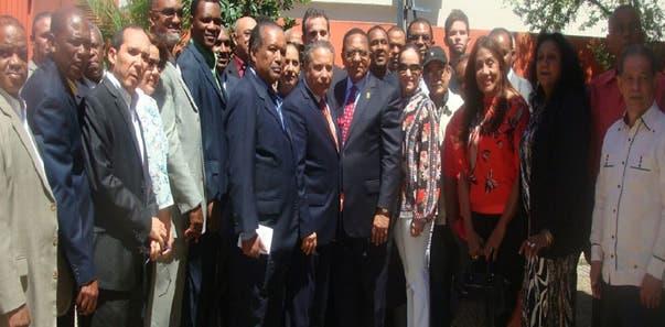 Ismael Reyes fue escogido durante un encuentro del Comité Central del PDI/Foto: Fuente externa.