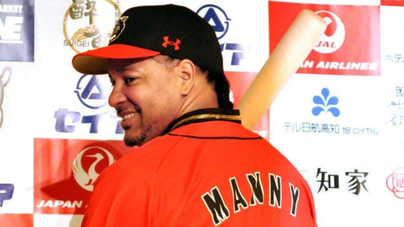 Manny Ramírez.