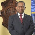 Mateo Aquino Febrillet, exrector de la UASD.