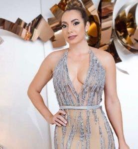 Miralba Ruiz en los Premios Soberano.