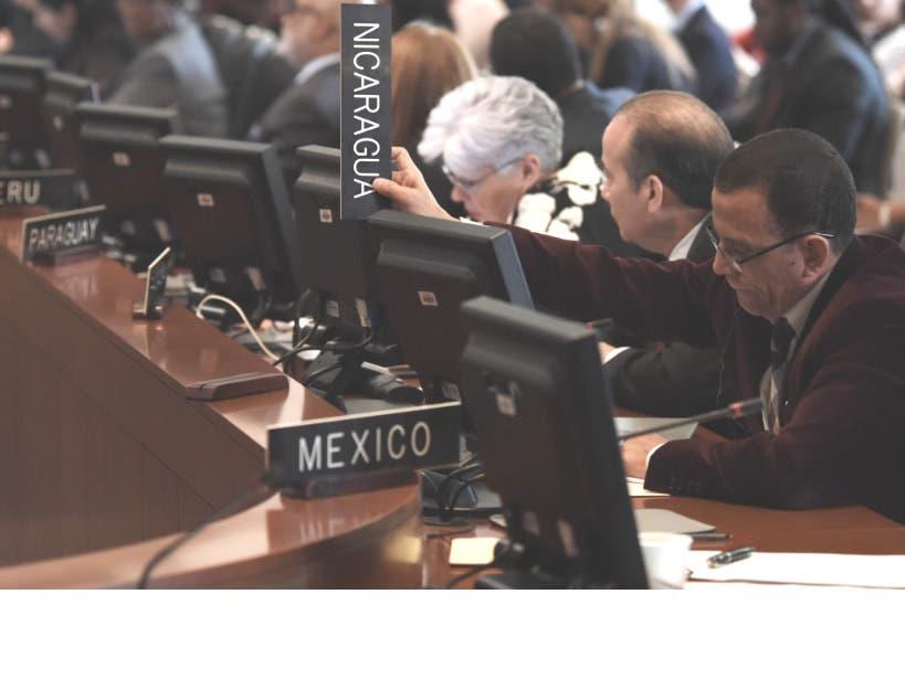 OEA inicia su sesión sobre Venezuela con voto de 20 países y oposición de 11