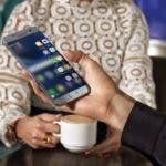 Samsung Galaxy S7 Edge .