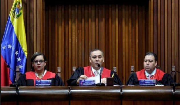 El diputado oficialista y expresidente del Parlamento Diosdado Cabello celebró esta decisión del Supremo/Foto: Fuente externa.