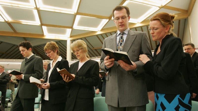 Testigos de Jehová .