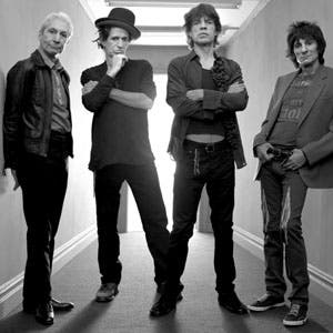 The Rolling Stones. Fuente externa.