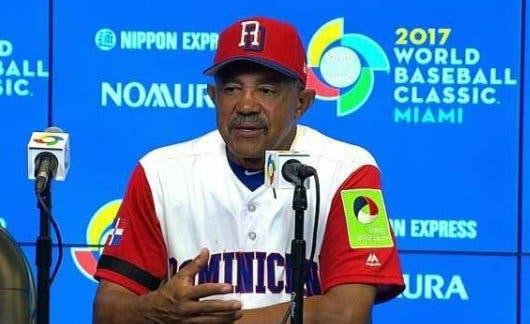 Tony Peña.