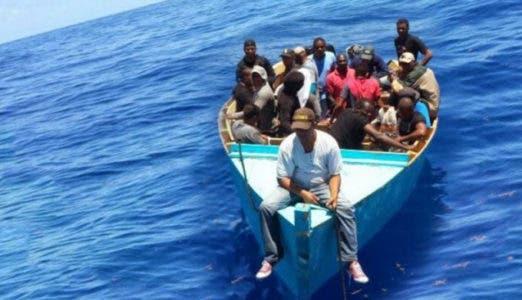 Repatrían 41 dominicanos y 2 haitianos que trataban de llegar a Puerto Rico