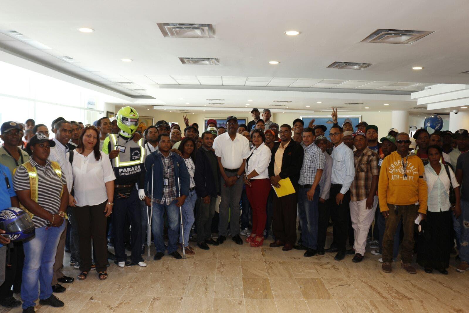 Alcalde  ASDE y motoconchistas  se unen para  luchar contra la delincuencia