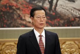 Viceprimer ministro chino Zhang Gaoli. Fuente externa.