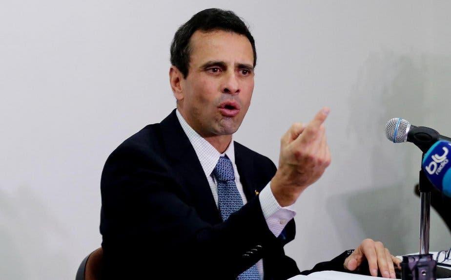 """Capturan a 6 hombres que pretendían """"tomar por asalto"""" gobernación venezolana"""