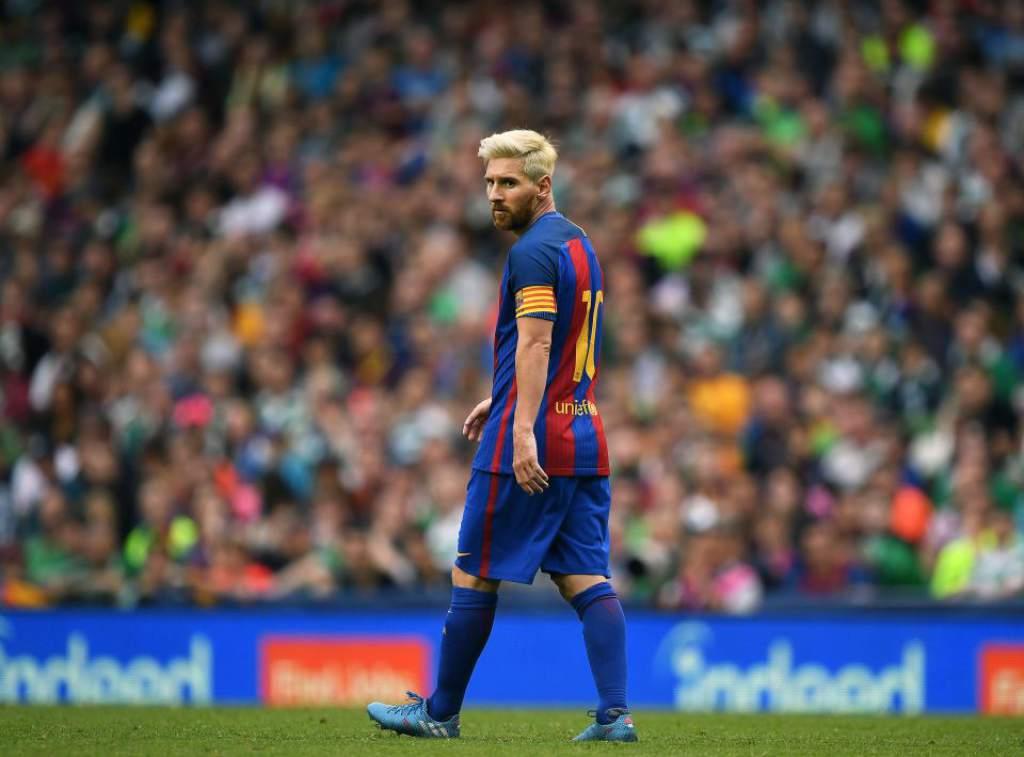 La semana de los grandes retos para Messi
