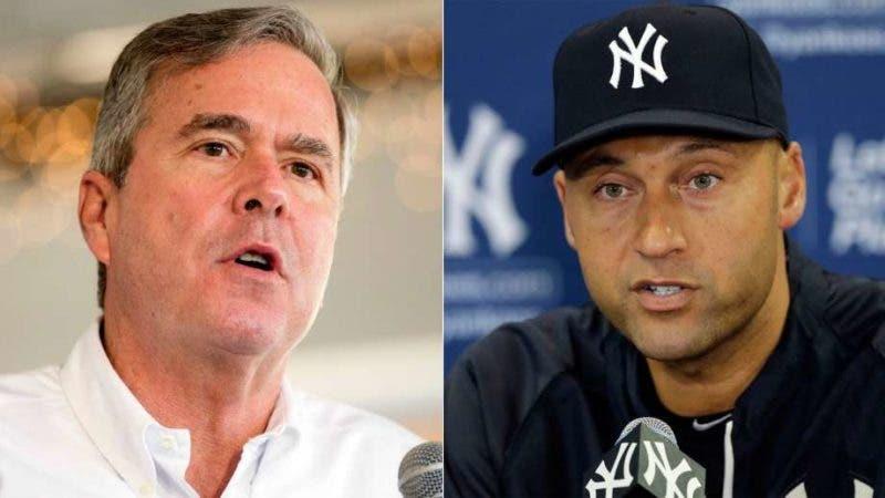 Jeter y Bush darían 1600 millones de dólares por Marlins