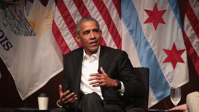 La discreción de Obama, protagonista de sus 100 primeros días de expresidente