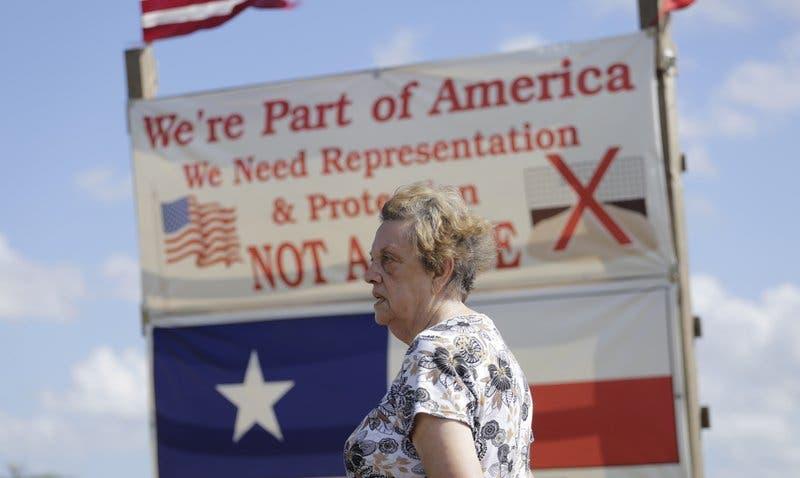 Muro podría dejar estadounidenses en lado mexicano