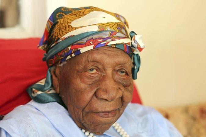 Jamaicana Mosse Brown es la persona más longeva del mundo