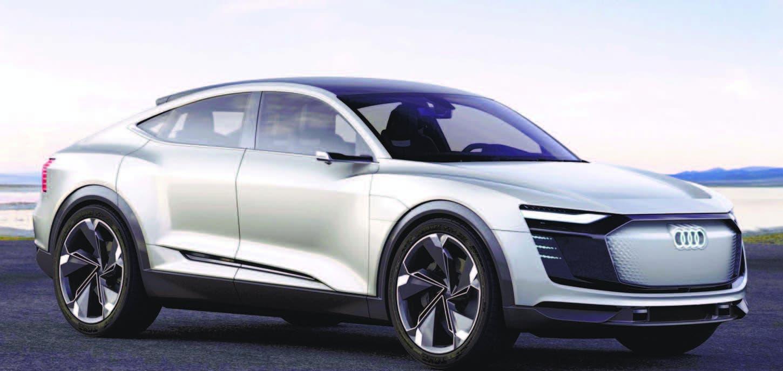 E-Tron Sportback Concept: futuro SUV eléctrico de Audi