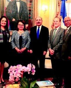 Presidente conoce resultados Centros Mipymes en RD  y región Sica