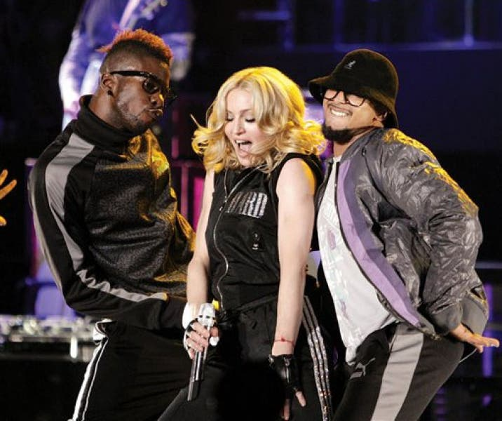 Dominicano rememora su experiencia como bailarín de Madonna