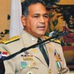 Ministro de Defensa, teniente general Rubén Darío Paulino Sem. àrchivo