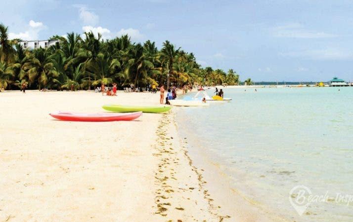 La República Dominicana tiene en el turismo su principal fuente de ingresos, y, según las cifras oficiales, en 2018 recibió 6,5 millones de turistas, casi el 60 % procedente de Norteamérica, y 1 millón de cruceristas.