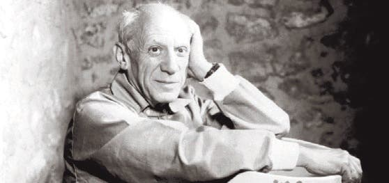 Pablo Picasso/Foto de archivo.