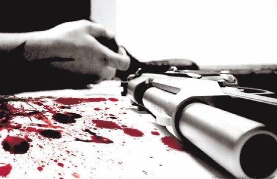 Hombre y mujer muertos a tiros en habitación