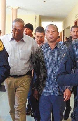 Imputados muerte Febrillet separados cárcel