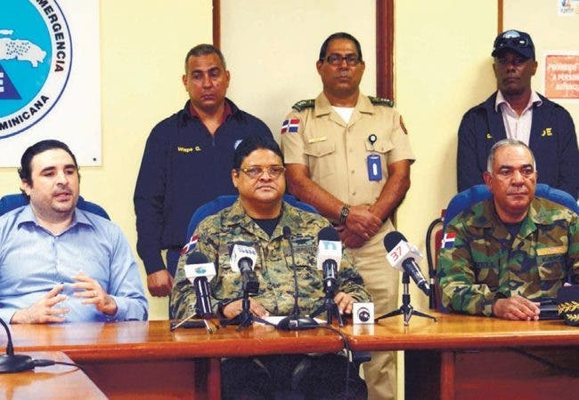 COE eleva a 24 las provincias en alerta por lluvias