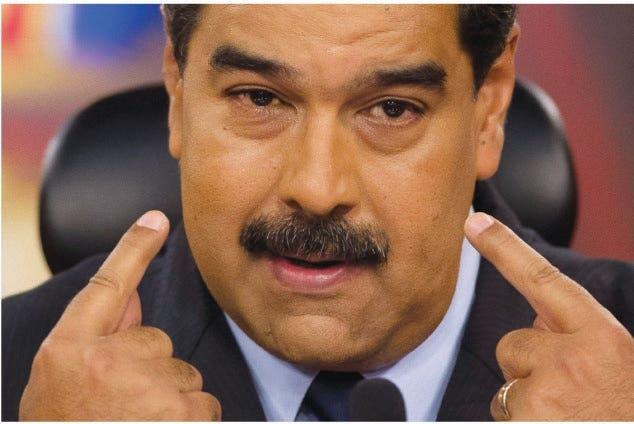 Maduro amenaza dejar OEA; suman 26 muertos protestas