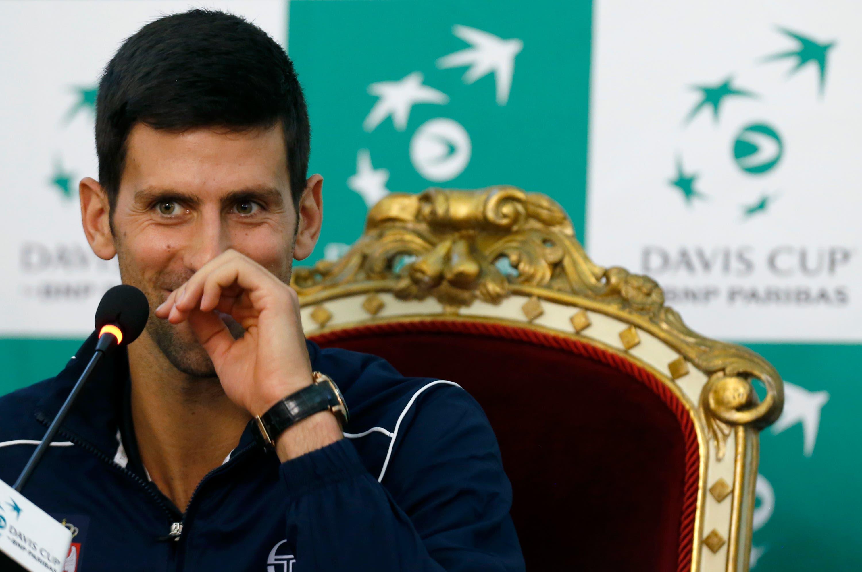 "Novak Djokovic: ""Tenía mis dudas"""