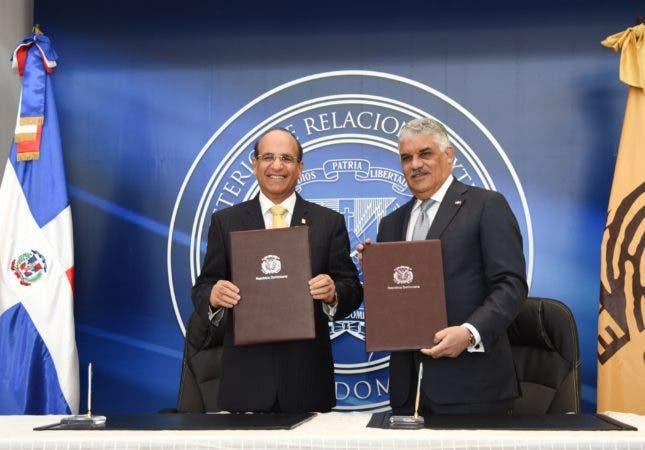 Acuerdo Mirex y JCE