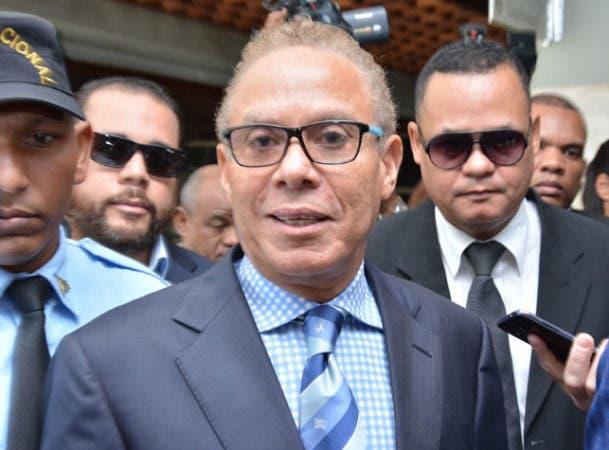 El empresario Ángel Rondón es el enlace comercial de Odebrecht en la República Dominicana  . Fuente externa.