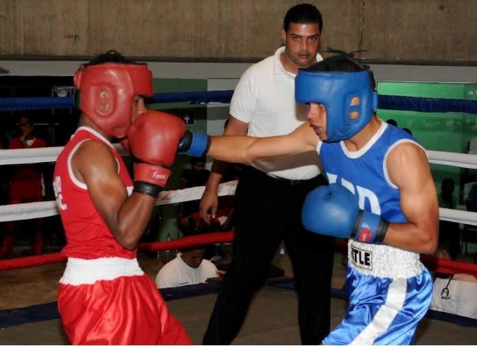 Final boxeo militar será este viernes en municipio Sabana Grande de Boyá