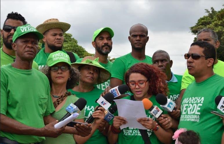 Orquesta Verde debuta mañana en marcha contra corrupción