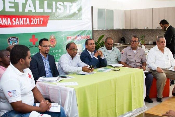 """Los detalles sobre la acostumbrada campaña """"Detallista Semana Santa 2017"""" fueron ofrecidos en rueda de prensa."""