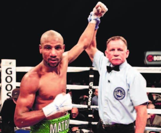 Boxeador peruano Zambrano defenderá título AMB en Las Vegas este sábado
