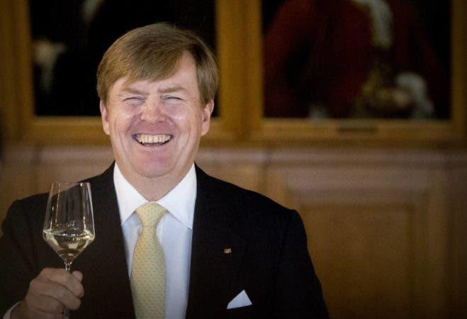 El rey de Holanda . Fuente externa.