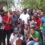 Esquina Joven.-Concurso de Música Urbana por los Valores. El Programa Jóvenes Progresando con Solidaridad es una iniciativa de la Vicepresidencia de la República Dominicana. Hoy/Fuente Externa 27/4/17