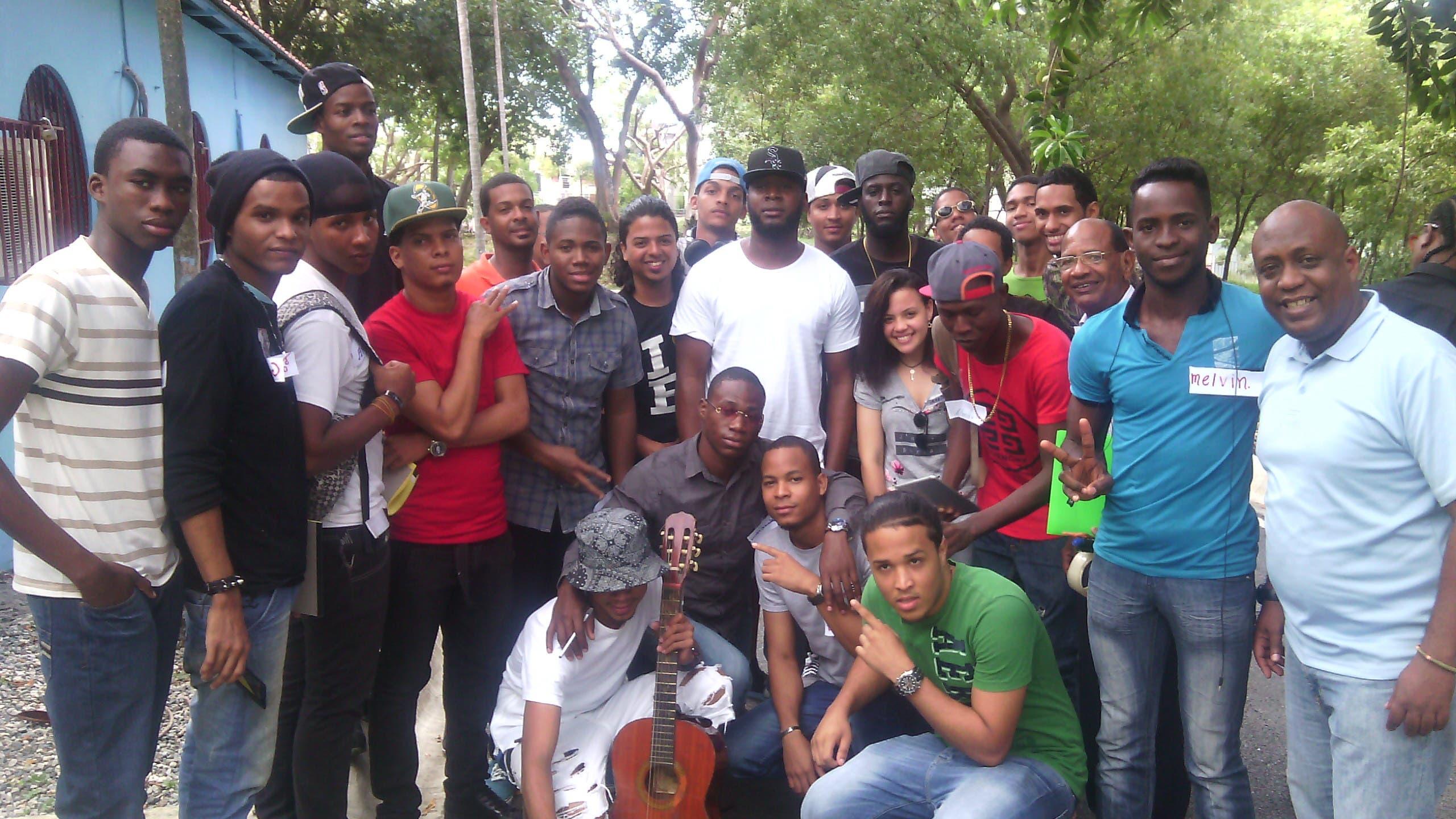 Música transforma vida de los jóvenes