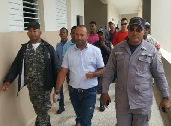 Envían a prisión preventiva a alcalde Villa Los Almácigos por presunto abuso sexual