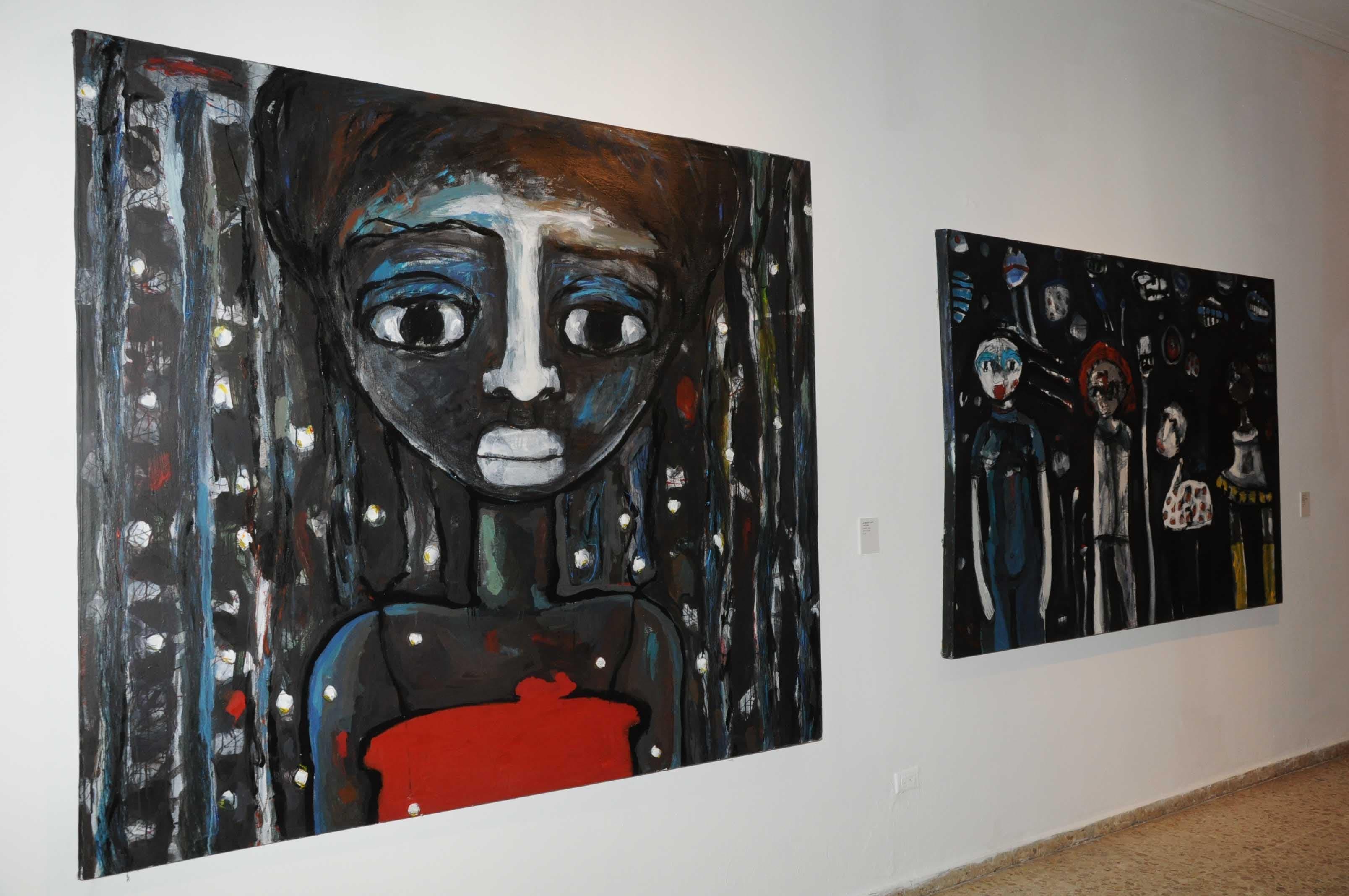 Las Artes Visuales presentes en la Feria del Libro