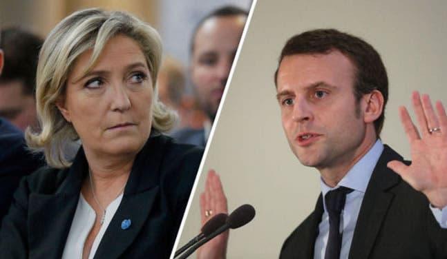 Macron y Le Pen disputarán la segunda vuelta de las presidenciales en Francia